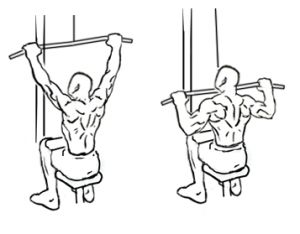 pulley frente
