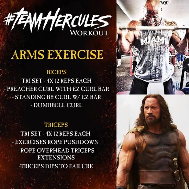 Hercules arms